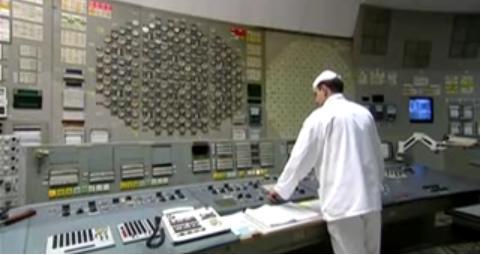 李氏力場指揮中心的電源系統