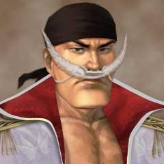 三國志11頭像 白鬍子