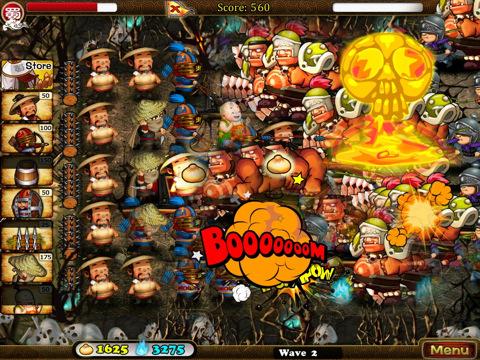 Castle Attack HD 3