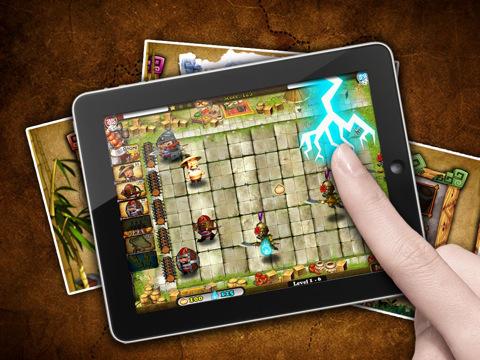Castle Attack HD 4