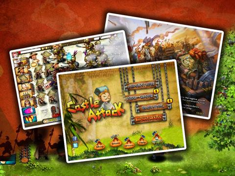 Castle Attack HD 5