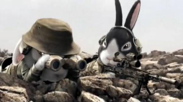 兔子狙擊手