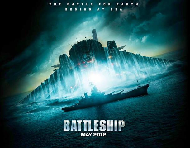 battleship 2012 poster