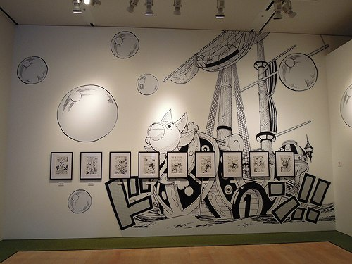 one piece exhibition 2012