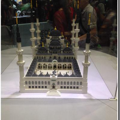 Piece of Peace LEGO 蘇丹艾哈邁德清真寺
