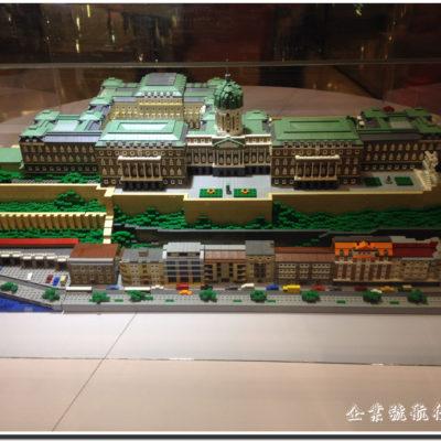 Piece of Peace LEGO 布達城堡
