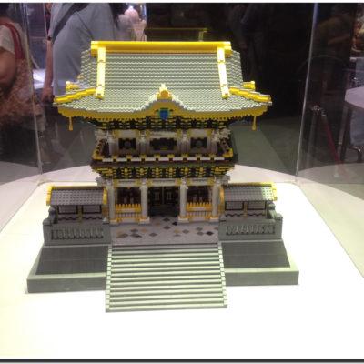 Piece of Peace LEGO 日光眾神社和寺廟