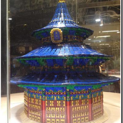 Piece of Peace LEGO 北京皇家祭壇