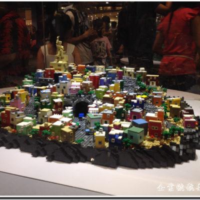 Piece of Peace LEGO 瓜納托歷史名城及周圍礦藏