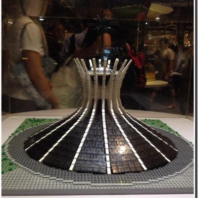 Piece of Peace LEGO 巴西利亞大教堂