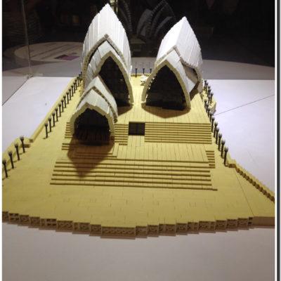 Piece of Peace LEGO 悉尼歌劇院