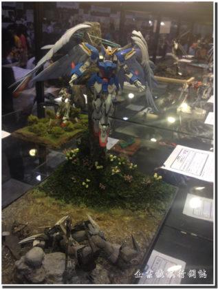 香港動漫電玩節 2013 gundam