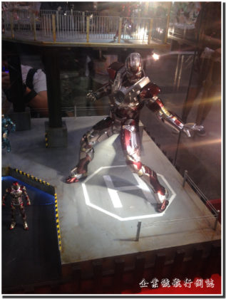 香港動漫電玩節 2013 ironman