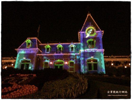 Disneyland HK Halloween 2013 01