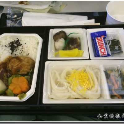 ANA 日本 香港 飛機餐