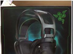 Razer 7.1 Tiamat headset