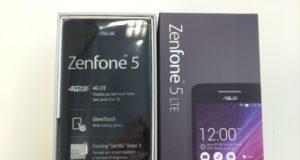 ZenFone 5 unboxing