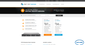 servermania us97 plan
