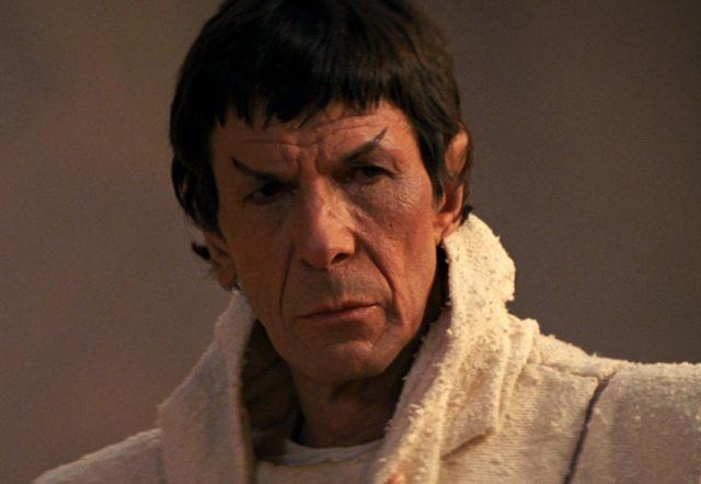 Spock resurrected