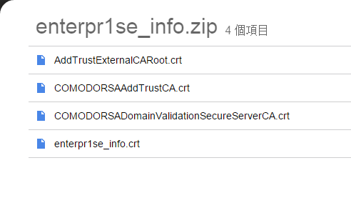 enterpr1se.info cert zip