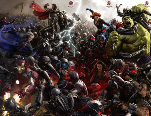 avengers ultron concept art full