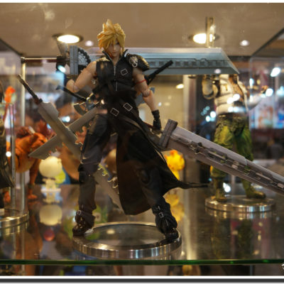Final Fantasy VII Cloud Strife
