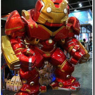 Q 版 Ironman Buster
