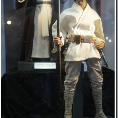 Star War character figure