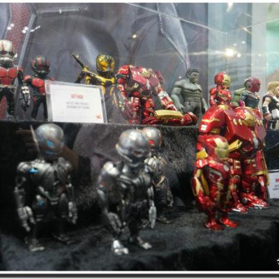 Q 版 Avengers