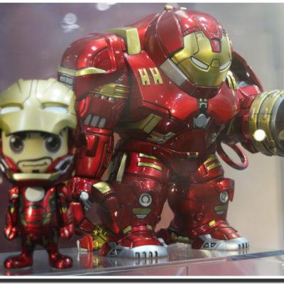 Q 版 Ironman