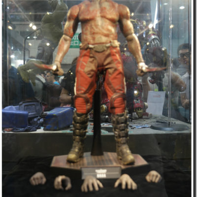 Guardians of the Galaxy Drax the Destroyer figure