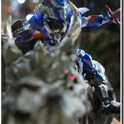 Optimus Prime Grimlock