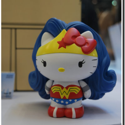 Hello Kitty 神奇女俠 Wonder Woman