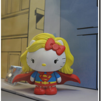 Hello Kitty Superman