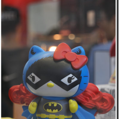 Hello Kitty Batman