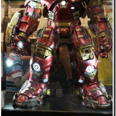 Ironman Buster
