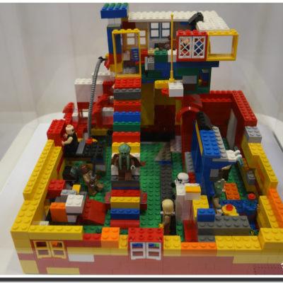 動漫展 2015 Lego Show