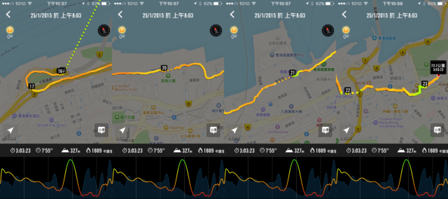 hkmarathon 2015 nike plus
