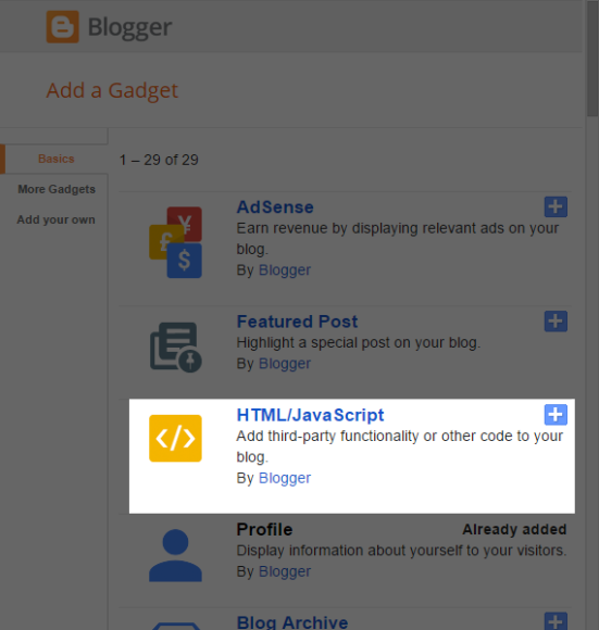 blogspot facebook audience network