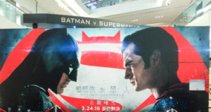 festival walk batman vs superman