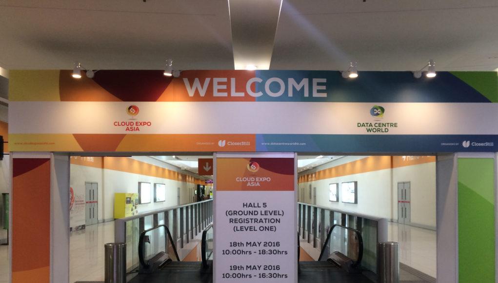 cloud expo asia data centre world 2016