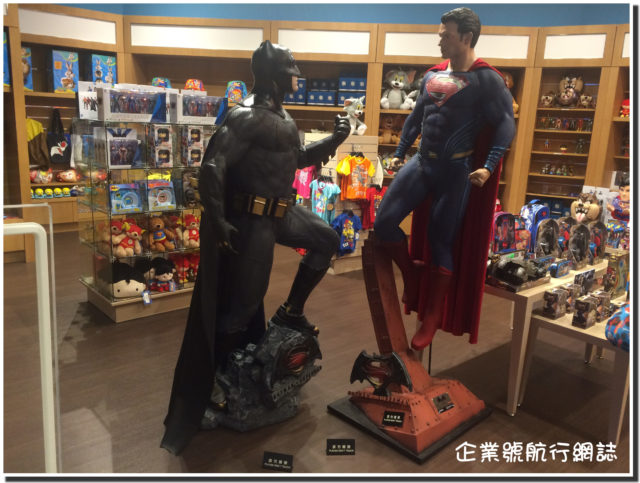 新濠影匯 batman vs super man