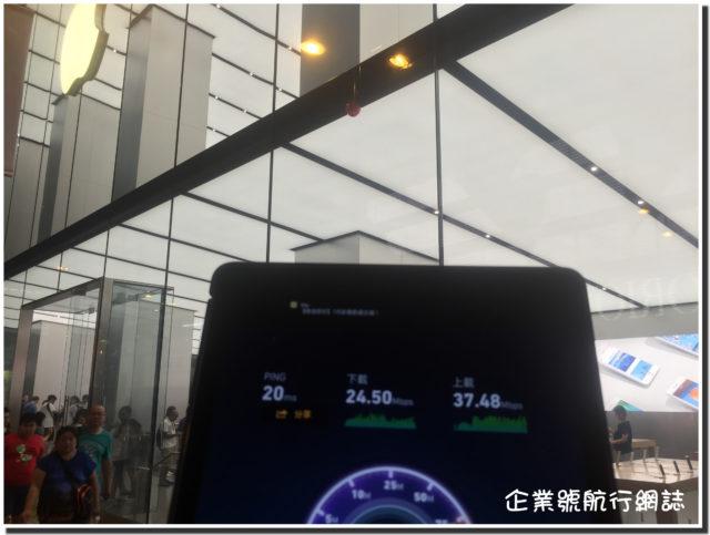 Netgear AirCard 790 Tsim Sha Tsui speed test