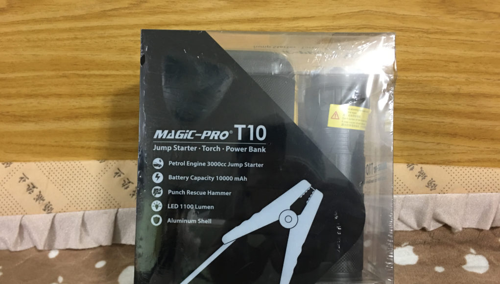 magic pro t10 box