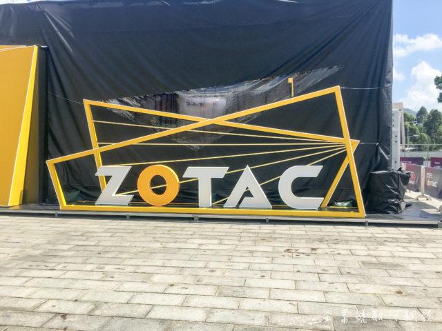 電競音樂節 2017 ZOTAC