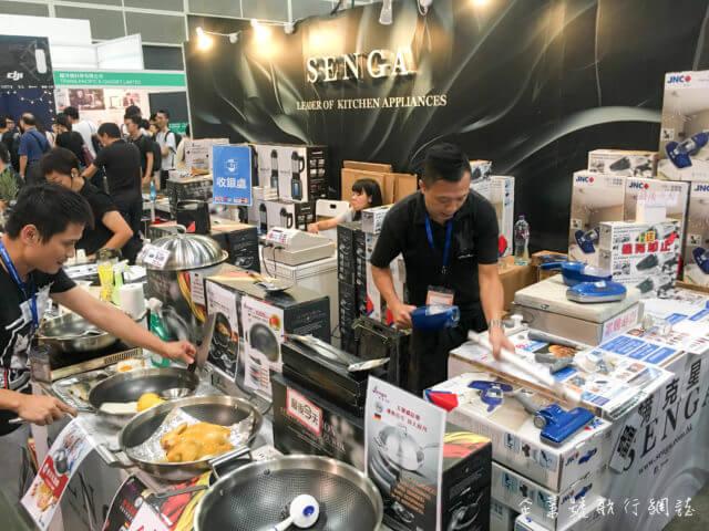 香港電腦通訊節 2017 senga