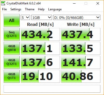 sandisk extreme portable ssd 500gb usb 3.0 speed test